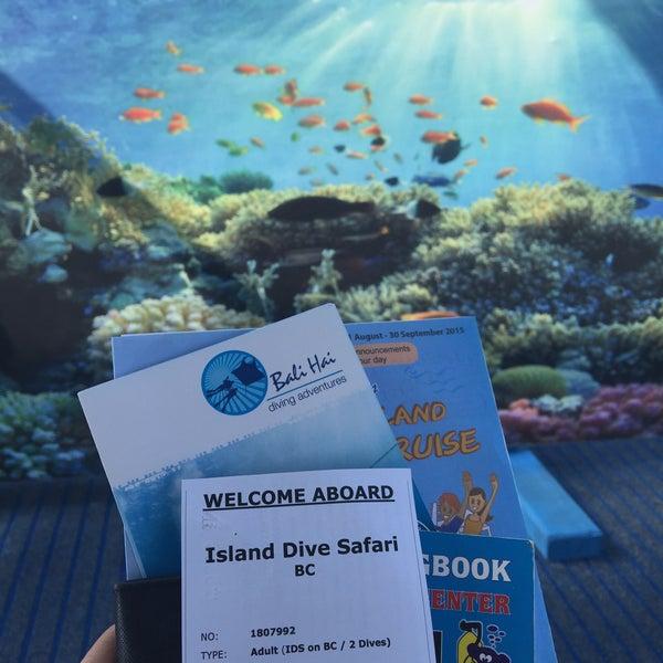 10/2/2015에 MLTM G.님이 Bali Hai Cruises에서 찍은 사진