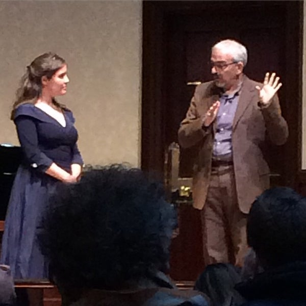 Photo taken at Wigmore Hall by Enric M. on 1/16/2015