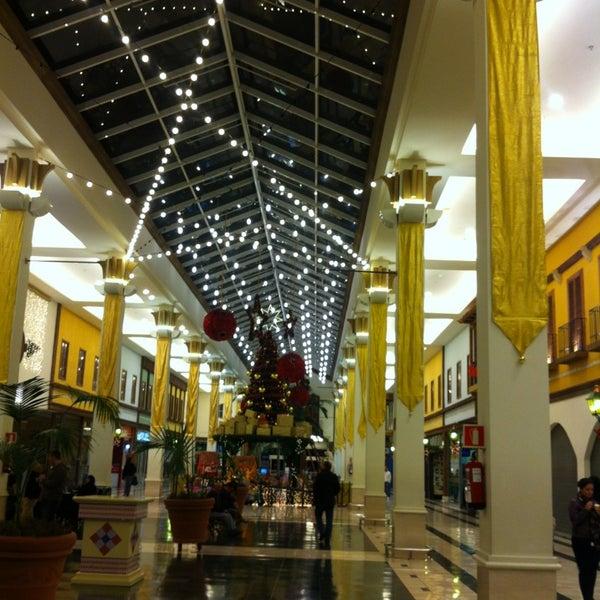 Photo taken at C.C. La Villa by David G. on 12/25/2012