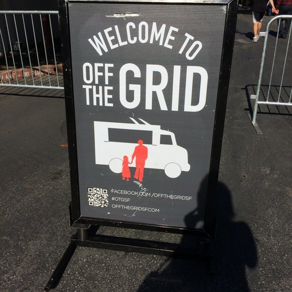 Off The Grid: Sunnyvale @ Sports Basement