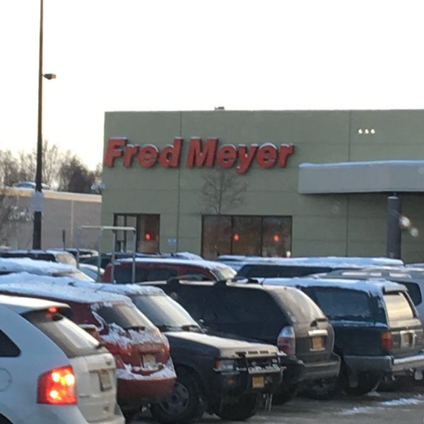 Photo taken at Fred Meyer by Carol on 12/31/2016