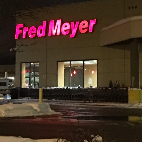 Photo taken at Fred Meyer by Carol on 2/27/2017