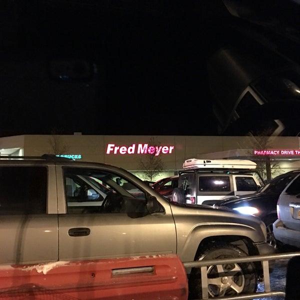 Photo taken at Fred Meyer by Carol on 11/8/2017