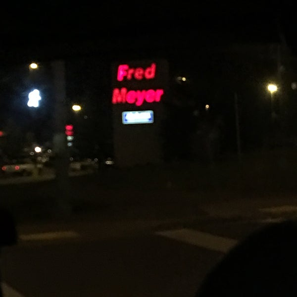 Photo taken at Fred Meyer by Carol on 9/30/2016