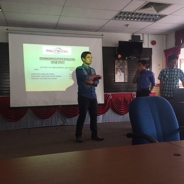 8/2/2016에 AimanSyafiq_님이 Politeknik Kota Bharu (PKB)에서 찍은 사진