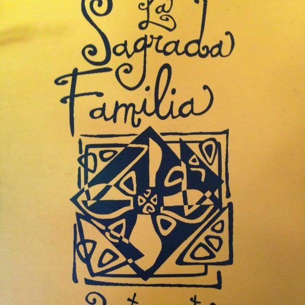 Foto tirada no(a) La Sagrada Família por Flavio em 7/12/2013