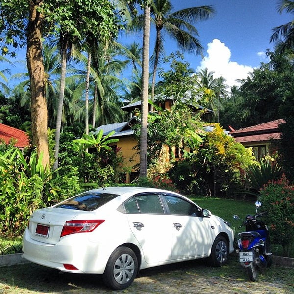 Rental Car Location: Rental Car Location In Koh Samui