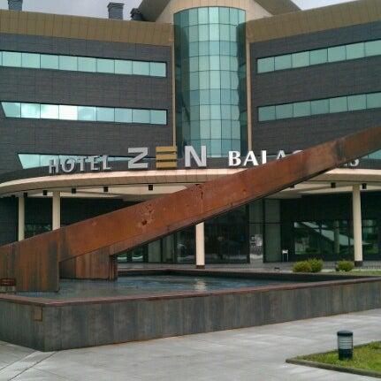 2/6/2013 tarihinde Javier R.ziyaretçi tarafından Hotel Spa Zen Balagares'de çekilen fotoğraf