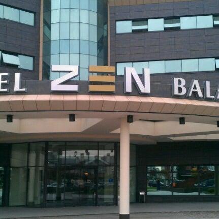 10/10/2012 tarihinde Javier R.ziyaretçi tarafından Hotel Spa Zen Balagares'de çekilen fotoğraf