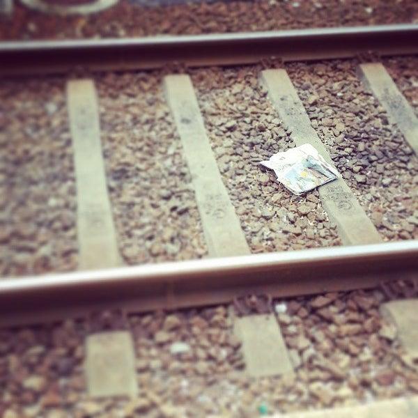 Photo taken at Estação Ferroviária de Porto-Campanhã by Renato O. on 4/13/2013