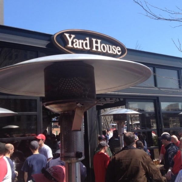 Yard house american restaurant in boston for American cuisine boston