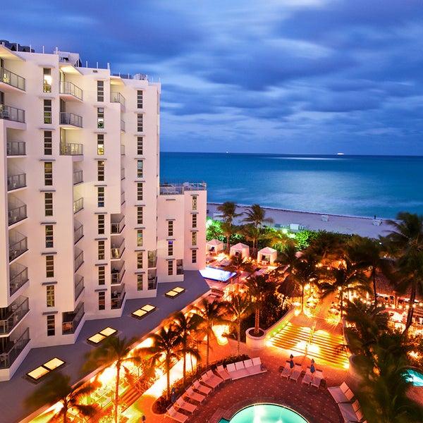 Courtyard Cadillac Miami Beach/Oceanfront - Ocean Front ...