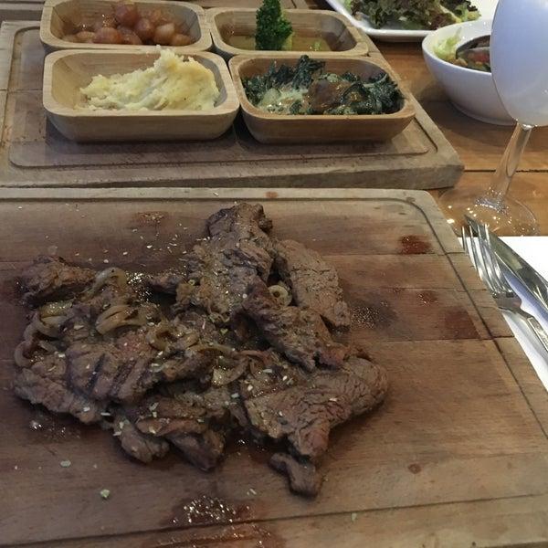 7/2/2018 tarihinde Meryem Y.ziyaretçi tarafından Assado Steak House'de çekilen fotoğraf