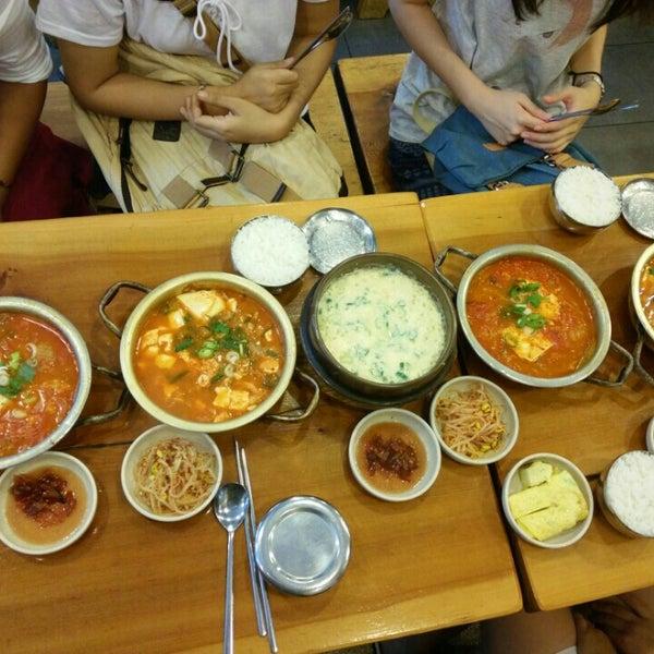 7/29/2015에 AmorousTK A.님이 김북순 큰남비집에서 찍은 사진