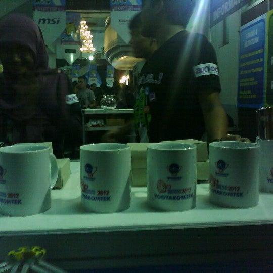 Das Foto wurde bei Jogja Expo Center (JEC) von Goriezt S. am 10/2/2012 aufgenommen