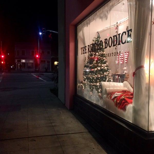 The Ripped Bodice Bookstore In Culver City