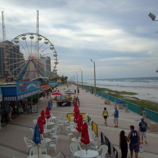 Daytona Beach Amut Pier The Best Beaches In World
