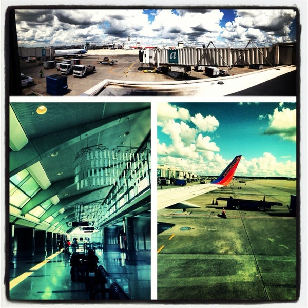 Photo taken at Hartsfield-Jackson Atlanta International Airport (ATL) by WETSU76 J. on 7/9/2013
