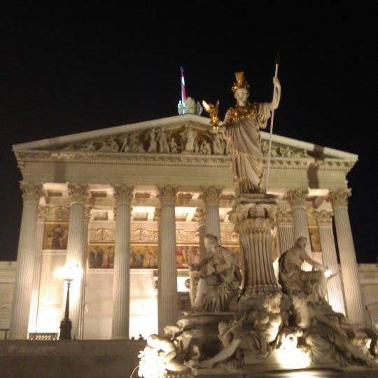 Photo taken at Parliament by Vasile C. on 9/17/2012