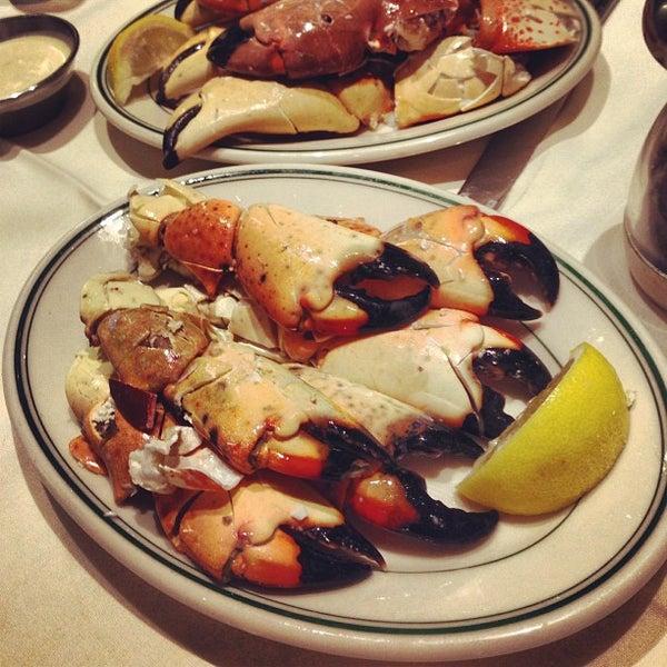 7/13/2013にAdam F.がJoe's Seafood, Prime Steak & Stone Crabで撮った写真