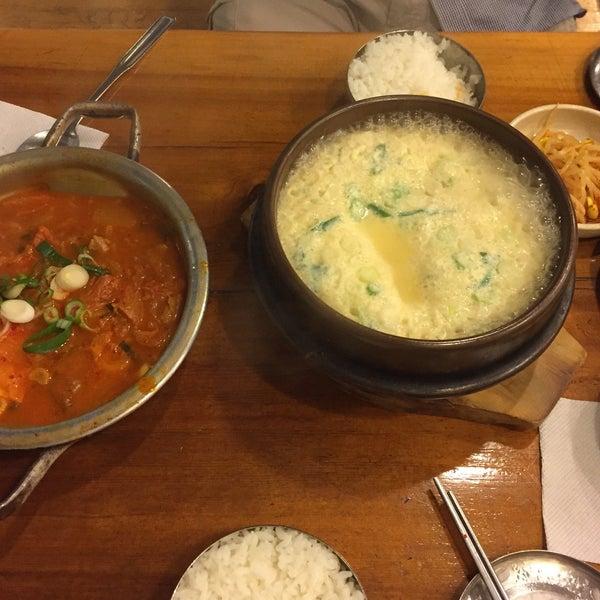 8/24/2015에 Hyeyoung J.님이 김북순 큰남비집에서 찍은 사진