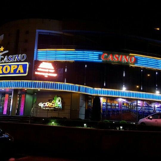 где в европе казино