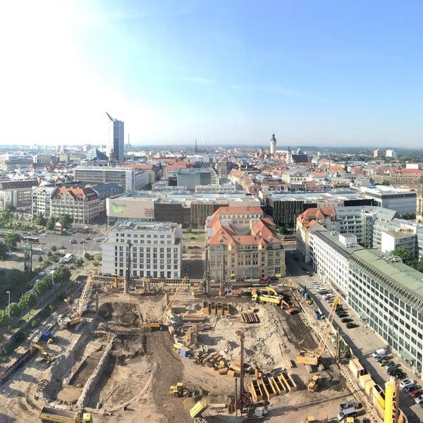 Das Foto wurde bei The Westin Leipzig von oli s. am 6/20/2017 aufgenommen