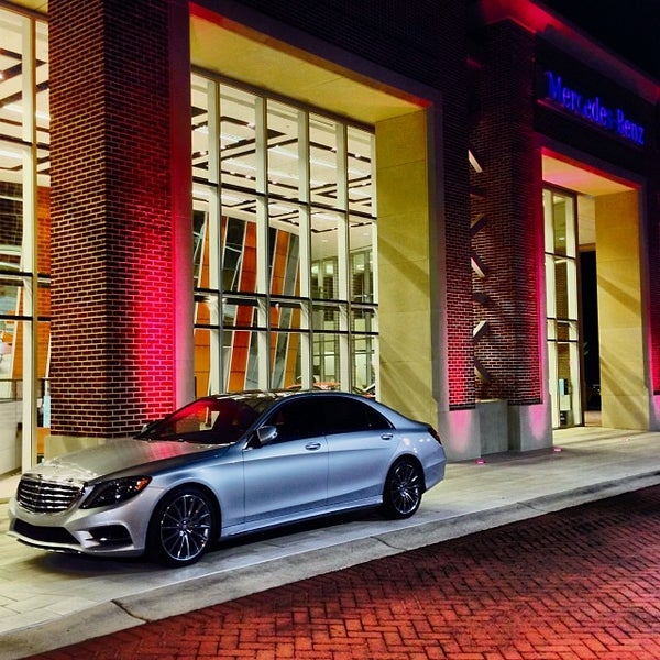 Photo Taken At Mercedes Benz Of South Charlotte By Mercedes Benz Of South  Charlotte