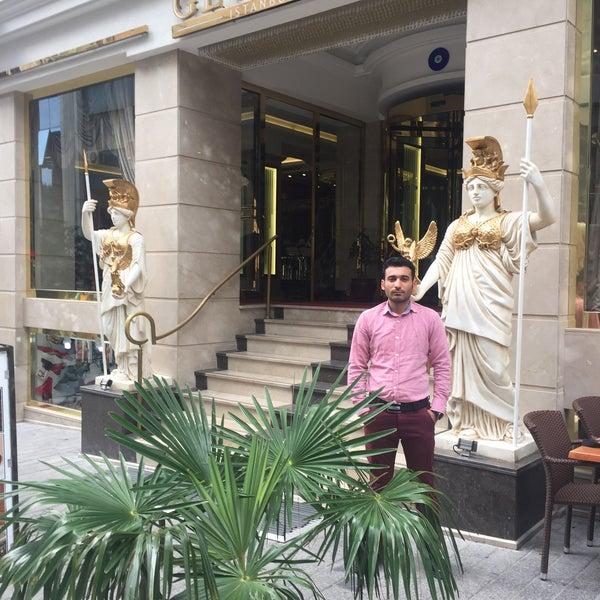 9/16/2015 tarihinde Touraj A.ziyaretçi tarafından Glorious Hotel Istanbul'de çekilen fotoğraf