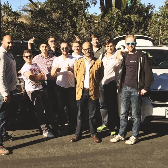 Photo taken at Andreessen Horowitz by Carlos E. on 10/29/2014