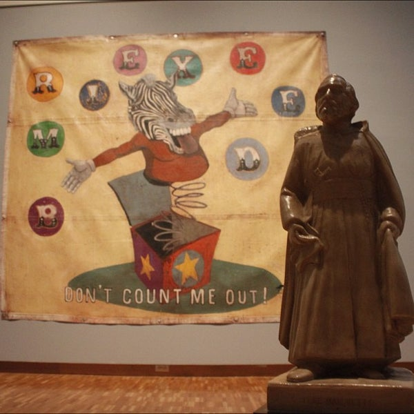 Photo taken at Haggerty Museum of Art by Father M. on 11/16/2012