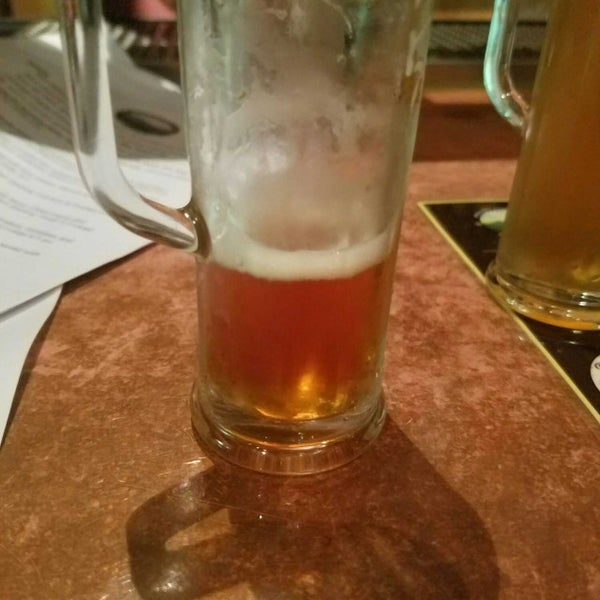 Photo taken at Mountain State Brewing Co. by Kathy T. on 7/29/2017
