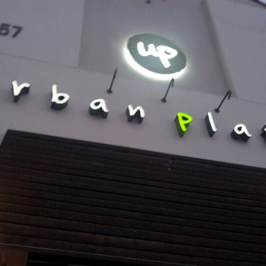 Photo taken at Urban Plates by Toby L. on 10/7/2012