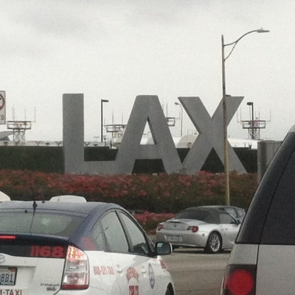 Photo taken at Los Angeles International Airport (LAX) by Alex P. on 6/25/2013
