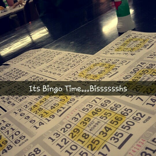 Bingo speed dating houston
