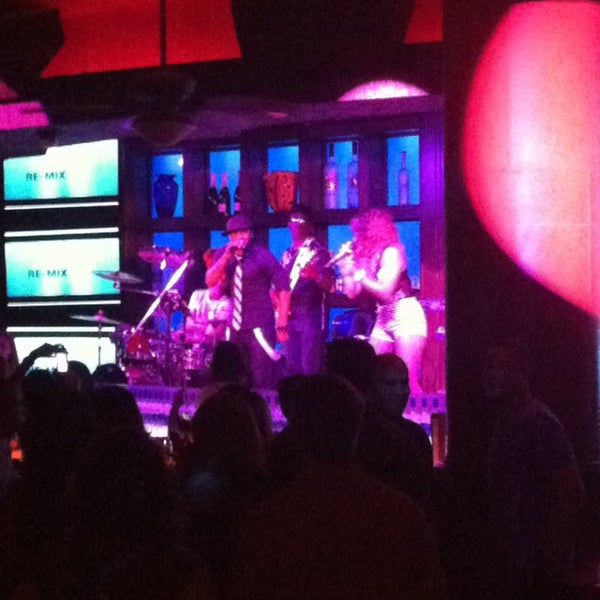 Photo taken at Blue Martini Brickell by Cristina on 7/7/2013