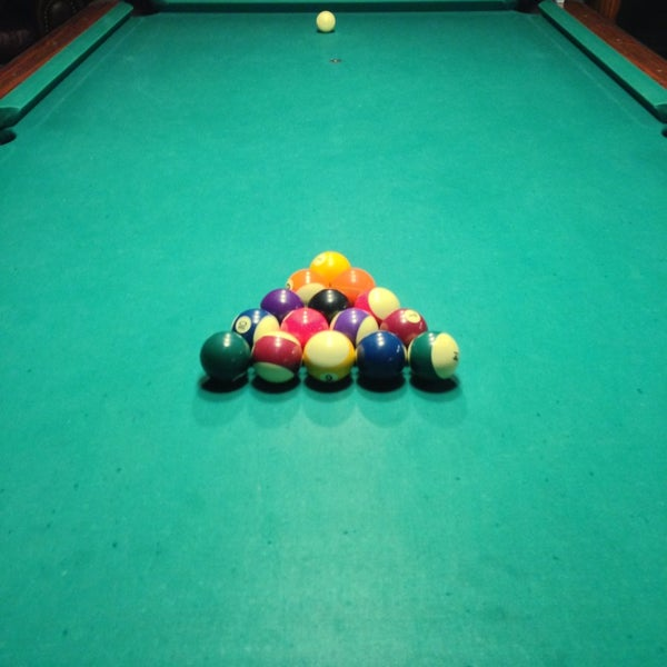Photo taken at Van Phan Billiards and Bar by Jake B. on 3/31/2013