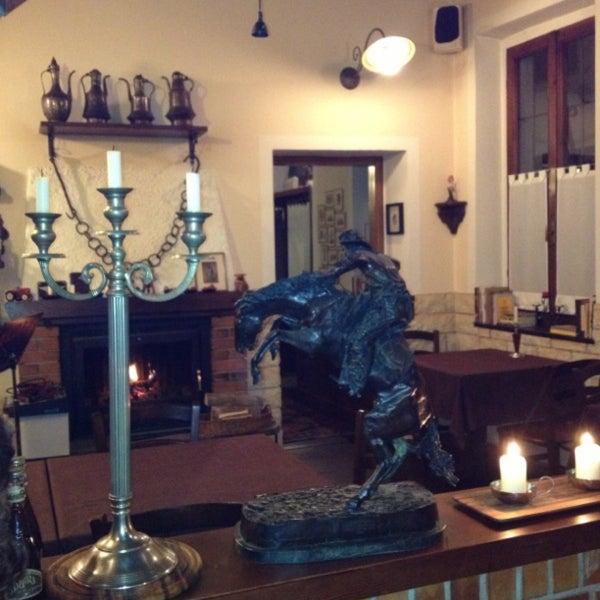 Foto scattata a Taverna dei Viandanti da Simona C. il 4/13/2013