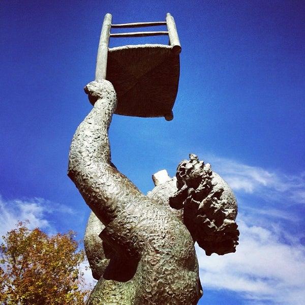 Photo prise au Jardins de Joan Brossa par ignacioroan le10/16/2012