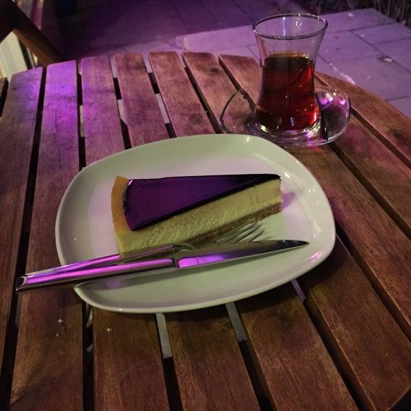 11/21/2017 tarihinde Sevcan K.ziyaretçi tarafından Maria's Cheesecakes'de çekilen fotoğraf