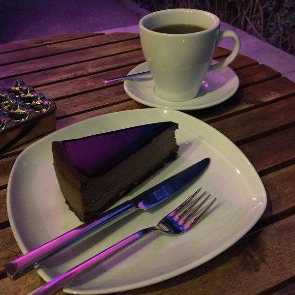 11/2/2017 tarihinde Sevcan K.ziyaretçi tarafından Maria's Cheesecakes'de çekilen fotoğraf