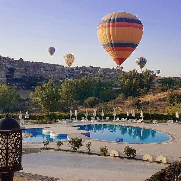 8/10/2017 tarihinde Myriam ♡.ziyaretçi tarafından Tourist Hotels & Resorts Cappadocia'de çekilen fotoğraf