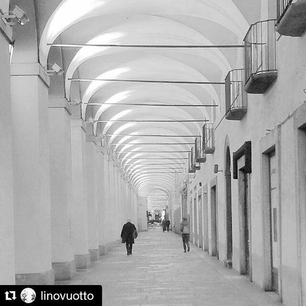 Photo taken at Via Po by vivatorino on 3/8/2016