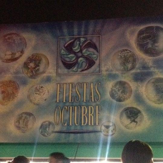 Foto tomada en Fiestas de Octubre por Josue d. el 10/27/2012