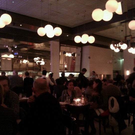 Photo taken at Hix by Michael G. on 12/28/2012