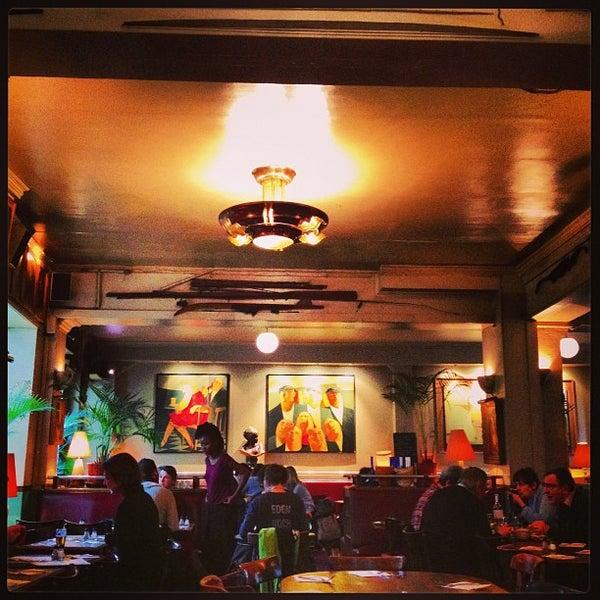 Photo taken at Café de l'Industrie by Pierre J. on 4/9/2013
