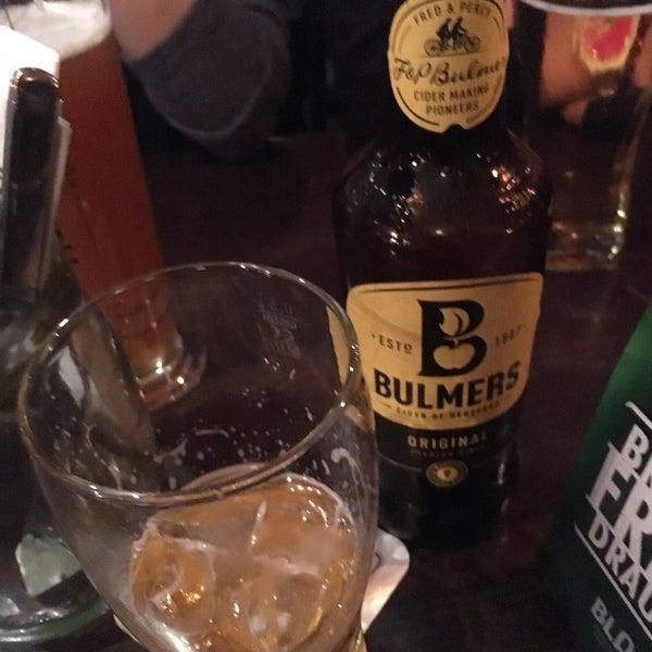 Foto tirada no(a) Fritzpatrick's Irish Pub por Waylice C. em 10/29/2017