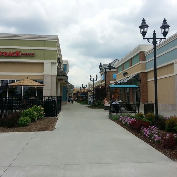 Photo taken at Tanger Outlet Mebane by Kevin M. on 6/19/2013
