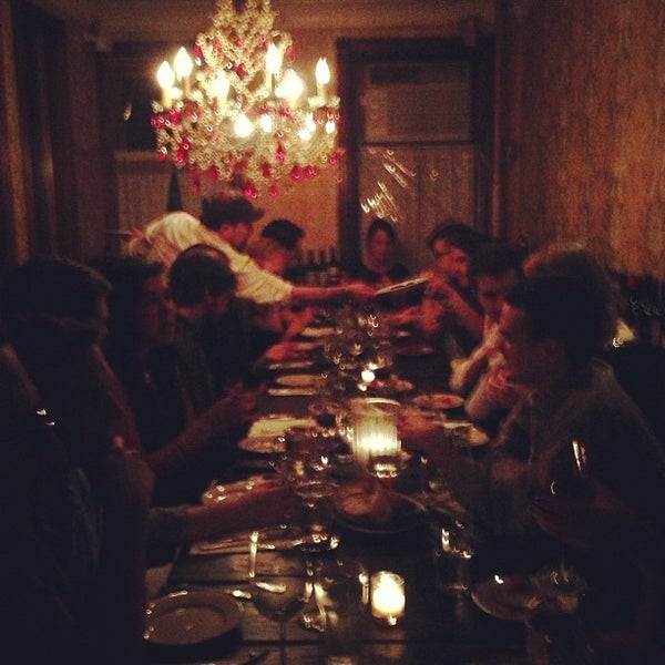Photo taken at Supper by Justin H. on 10/13/2012