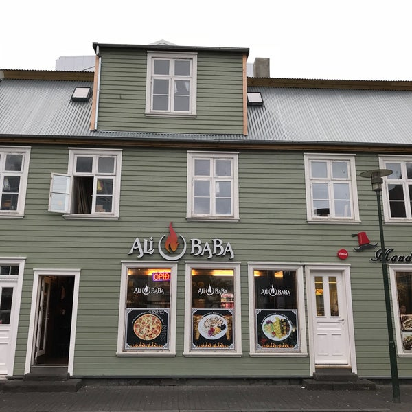 Ali baba middle eastern restaurant in reykjavik for Ali baba s middle eastern cuisine